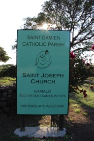 St. Joseph's Church Information