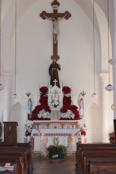 St. Francis Alter
