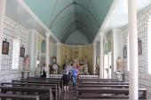 Inside St. Philomena