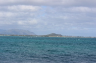 Kaneohe Bay from Flat Island