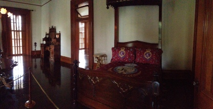 Queen Kapi`olani's Bed
