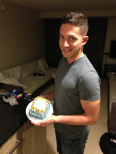 Josh and the Tiny Cake