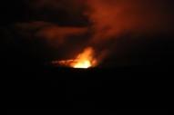 Halema`uma`u Crater at Night 5