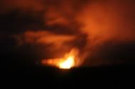 Halema`uma`u Crater at Night 6