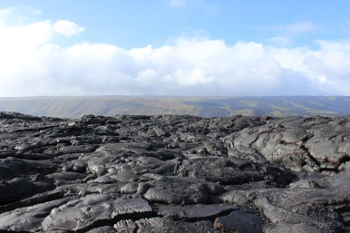 More Lava Field