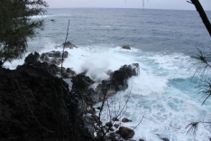 Kehena Black Sand Beach 4