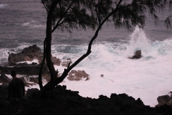Kehena Black Sand Beach 10