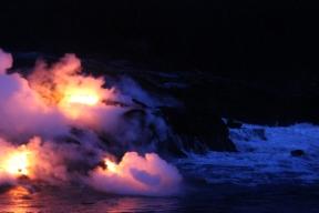 Lava Boat Tour 10
