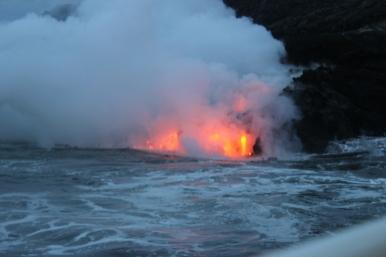 Lava Boat Tour 20