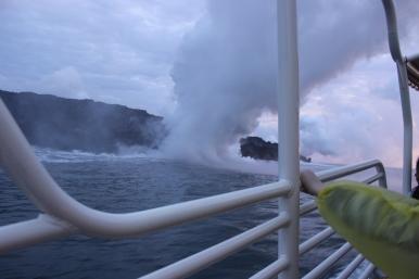 Lava Boat Tour 23