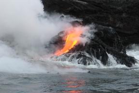 Lava Boat Tour 32