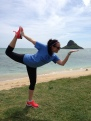 Yoga and Chinaman's Hat