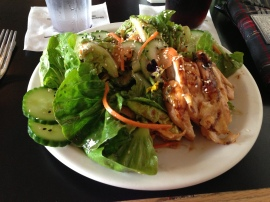My Asian Chicken Salad. So good!