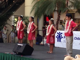 More of the hula entertainment.