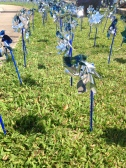 Pinwheels For Prevention 2