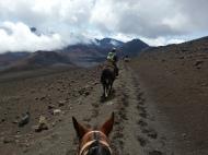 Haleakalā Horseback Ride 9