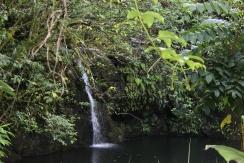 Haipua`ena Falls