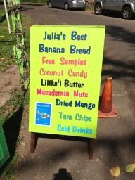 Julia's Banana Bread 1