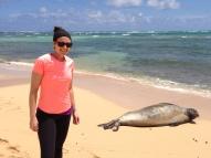 Hawaiian Monk Seal 4