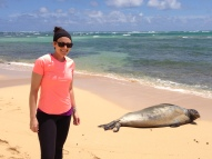 Hawaiian Monk Seal 4