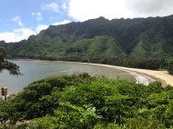 Kahana Bay. So beautiful!
