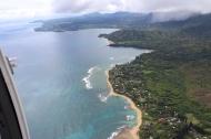 Hanalei Bay.