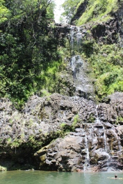 The fourth waterfall.