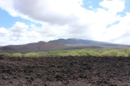 Looking towards Haleakalā.