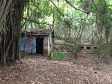 Random abandoned buildings.