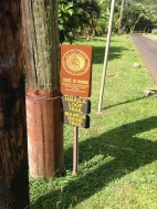 Hau`ula Loop Trail 1