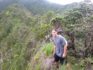 Tripler Ridge to Haiku Stairs 22