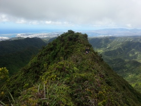 Tripler Ridge to Haiku Stairs 55
