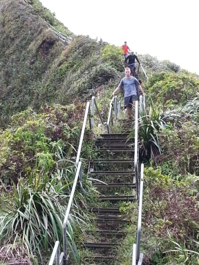 Tripler Ridge to Haiku Stairs 73