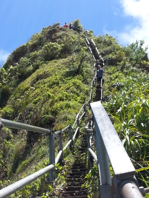 Tripler Ridge to Haiku Stairs 84