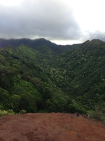 Tripler Ridge to Haiku Stairs 12