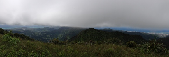 Tripler Ridge to Haiku Stairs 37