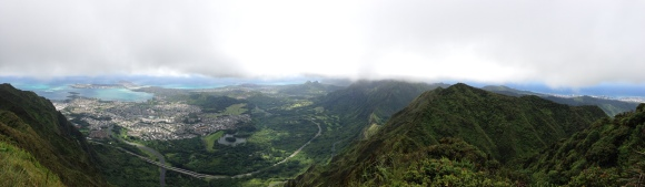 Tripler Ridge to Haiku Stairs 39