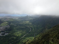 Tripler Ridge to Haiku Stairs 41