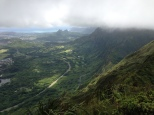 Tripler Ridge to Haiku Stairs 44