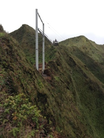Tripler Ridge to Haiku Stairs 58