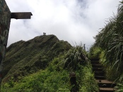 Tripler Ridge to Haiku Stairs 77