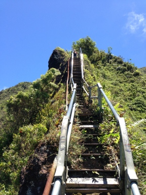 Tripler Ridge to Haiku Stairs 87