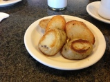 Side of potatoes.