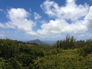 Koko Head in the distance.