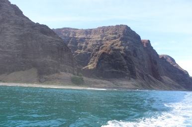 Na Pali Coast Boat Tour 4