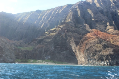 Na Pali Coast Boat Tour 9