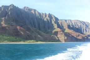 Na Pali Coast Boat Tour 11