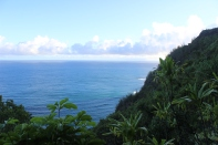 Hanakapi'ai Falls Trail 12