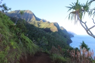 Hanakapi'ai Falls Trail 17