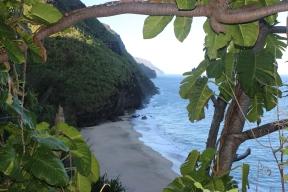 Hanakapi'ai Falls Trail 26